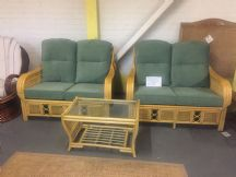 Darwin Package X2 Sofas & Coffee Table
